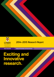 HASS Research Report 2014 - 2015