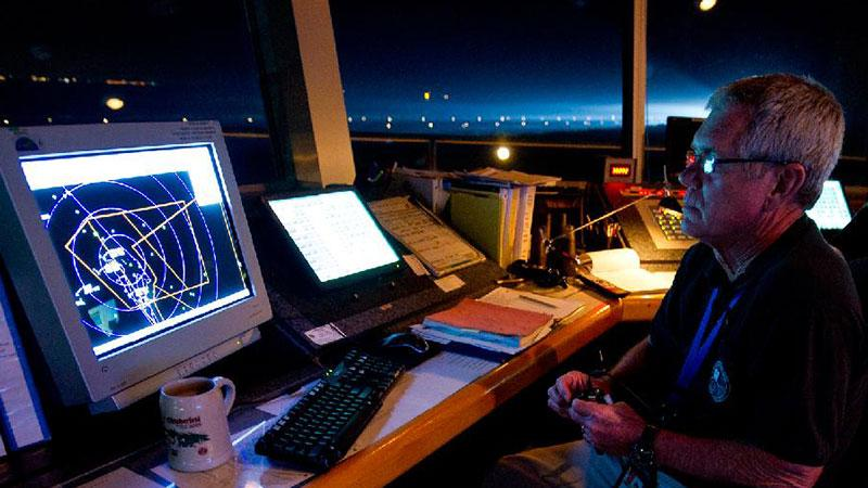 Integrated Air and Space Traffic Management System