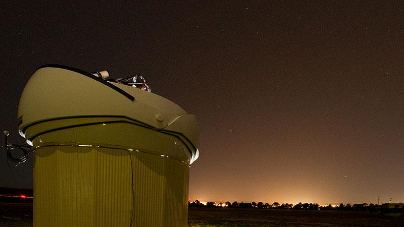 The Falcon Telescope